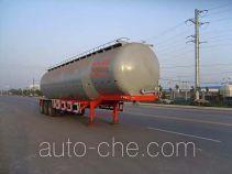 驹王牌ZJW9402GFL型粉粒物料运输半挂车