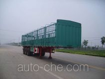 Juwang ZJW9403CLX stake trailer