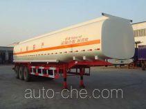 驹王牌ZJW9403GHY型化工液体运输半挂车