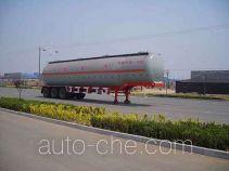 驹王牌ZJW9404GHY型化工液体运输半挂车
