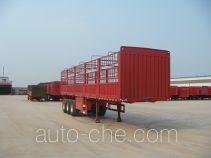Juwang ZJW9405CCYA stake trailer
