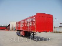 Juwang ZJW9406CCYA stake trailer