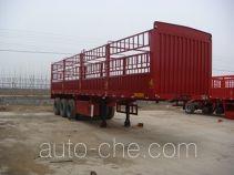Juwang ZJW9408CLX stake trailer