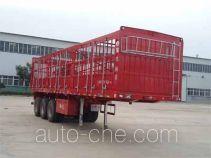 Juwang ZJW9409CCYA stake trailer