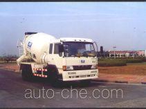 Huatong ZJY5223GJB concrete mixer truck