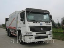 Huatong ZJY5250TYH pavement maintenance truck