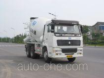 Huatong ZJY5251GJB concrete mixer truck
