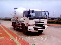 Huatong ZJY5253GJB concrete mixer truck