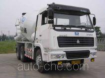 Huatong ZJY5254GJB concrete mixer truck