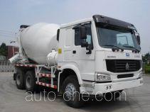 Huatong ZJY5255GJB concrete mixer truck