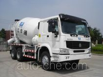 Huatong ZJY5256GJB concrete mixer truck