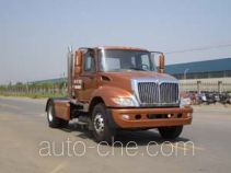 Jinggong ZJZ4181DCZ4AZ container transport tractor unit