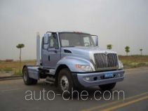 Jinggong ZJZ4180DCZ4AZ container carrier vehicle