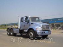 Shenye ZJZ4256DCZ5AZ container carrier vehicle