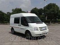 Shenye ZJZ5040XXYDCZ4 box van truck