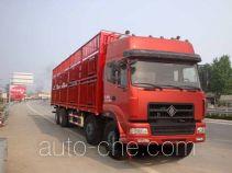 Jinggong ZJZ5240CCQDPT7AZ3 livestock transport truck
