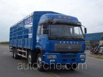 Jinggong ZJZ5310CCYDPG7AZ3 stake truck