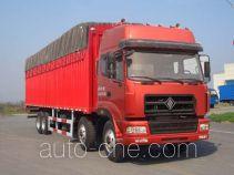 Jinggong ZJZ5240CPYDPT7AZ3 soft top box van truck
