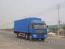 Jinggong ZJZ5241PXYDPG7AZ3 soft top box van truck