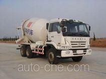 Shenye ZJZ5251GJB concrete mixer truck