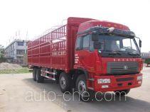 Jinggong ZJZ5310CCQDPG7AZ3 livestock transport truck