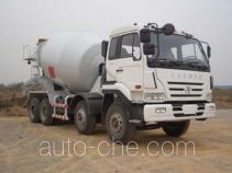 Shenye ZJZ5310GJB concrete mixer truck