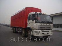 Jinggong ZJZ5310PXYDPG7AZ3 soft top box van truck