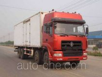 Jinggong ZJZ5240XXYDPT7AZ3 box van truck