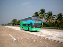 Shenye ZJZ6112DP luxury double-decker bus