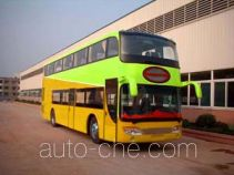 Shenye ZJZ6120DP luxury double-decker bus