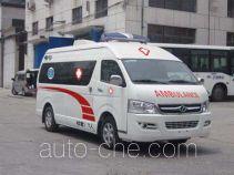 宇通牌ZK5030XJH1型救护车