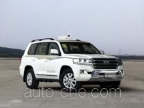 Yutong ZK5030XTX50 communication vehicle