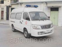 宇通牌ZK5031XJH1型救护车