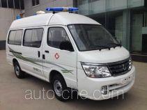 宇通牌ZK5031XJH25型救护车