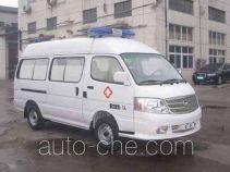宇通牌ZK5032XJH1型救护车