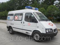 宇通牌ZK5033XJH1型救护车