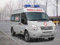 宇通牌ZK5034XJH1型救护车