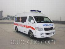 宇通牌ZK5035XJH1型救护车