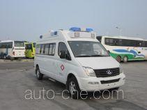 宇通牌ZK5037XJH24型救护车