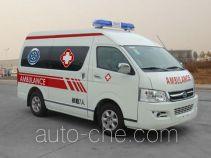 宇通牌ZK5038XJH1型救护车