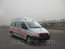 宇通牌ZK5039XJH1型救护车