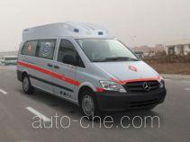 宇通牌ZK5039XJH2型救护车