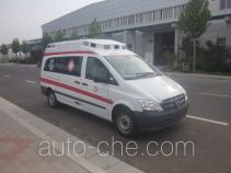 宇通牌ZK5039XJH25型救护车
