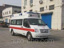 宇通牌ZK5040XJH1型救护车