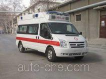 宇通牌ZK5041XJH1型救护车