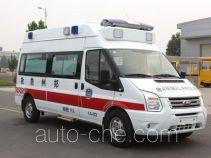 Yutong ZK5041XJH5 автомобиль скорой медицинской помощи