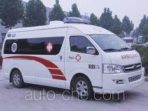 宇通牌ZK5042XJH1型救护车