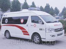 宇通牌ZK5043XJH1型救护车
