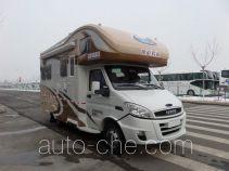 凯伦宾威牌ZK5043XLJ5型旅居车