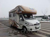 凯伦宾威牌ZK5043XLJ6型旅居车